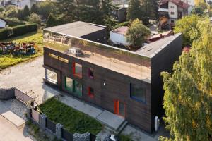 Był dom, jest nowoczesne przedszkole. Metamorfoza spod kreski Archas Design