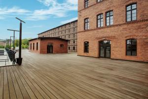 Rewitalizacja Młynów Rothera w Bydgoszczy: to tutaj powstał największy taras w Polsce