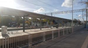 Na odcinku Poznań-Szczecin są już nowe perony