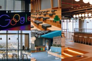 Google otwiera w Warszawie biuro, które zajmie 14 pięter. Zaglądamy do środka!